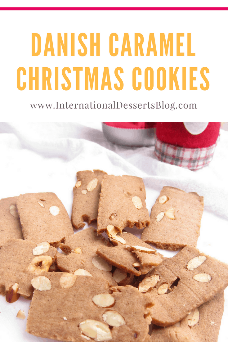 Super yummy cookies! Perfect for Christmas!
