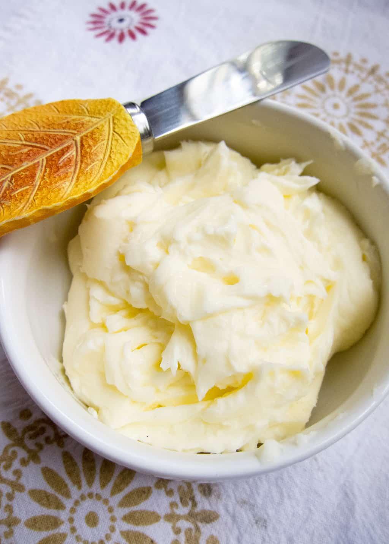 How to Make European Style Butter - International Desserts Blog ...
