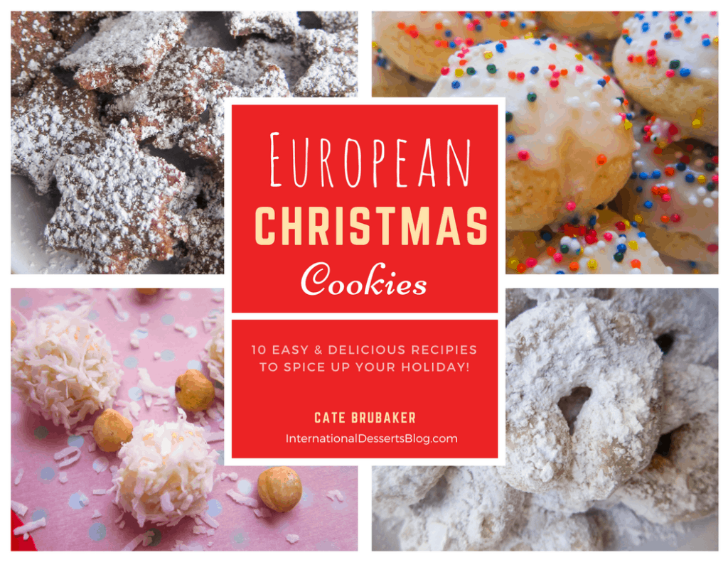 These traditional European Christmas cookies are so yummy! Perfect for family holiday baking - they're super easy.