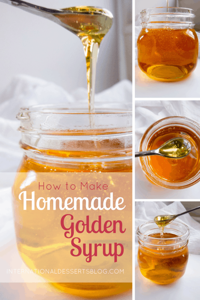 Save money and make delicious golden syrup at home!!