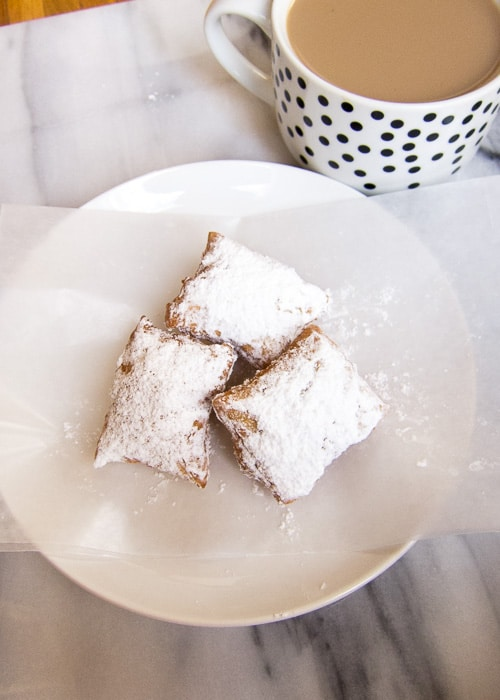 Make the perfect Cafe du Monde beignets! | International Desserts Blog