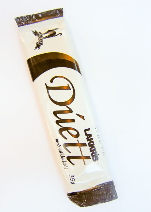 9 Icelandic chocolate bars to try (or avoid)!