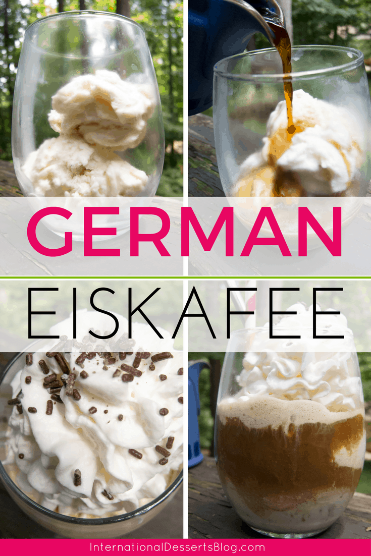 Hot outside? Cool down with this refreshing German iced coffee treat!
