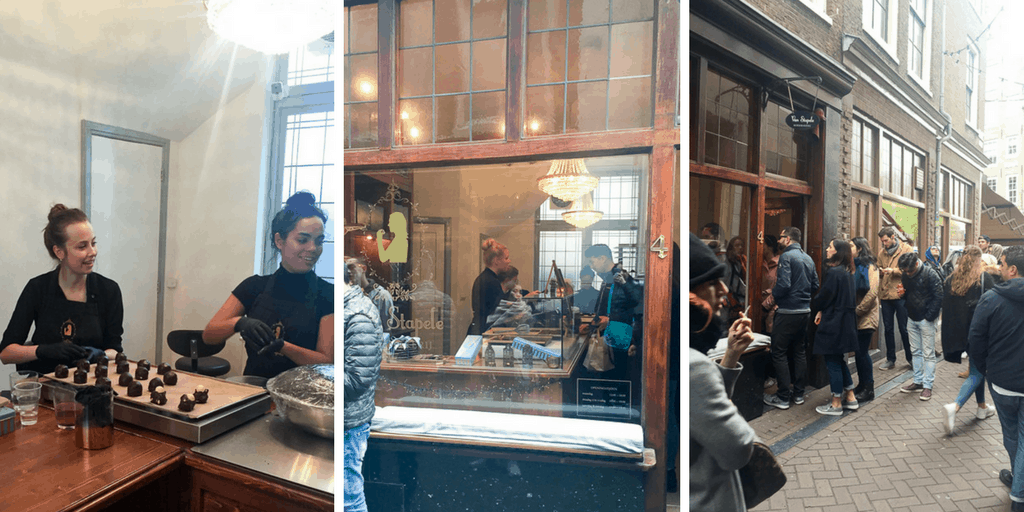 Get the scoop on the BEST desserts & sweet treats in Amsterdam!