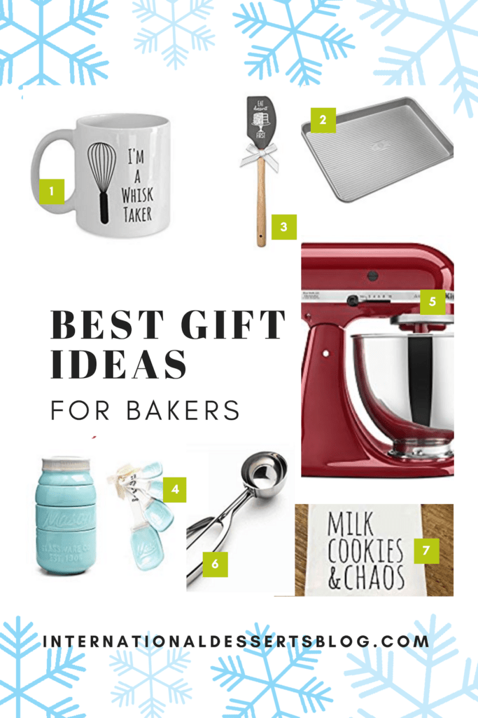 Best Gifts For Bakers International Desserts Blog Recipes With A
