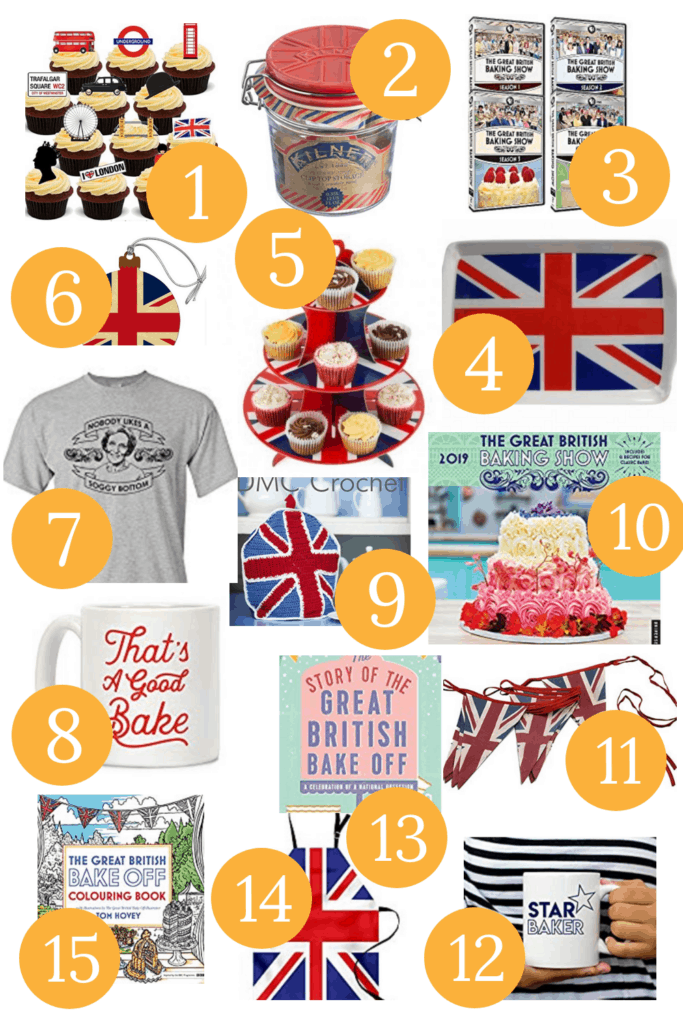 Ultimate Guide To The Best Great British Bake Off Gifts