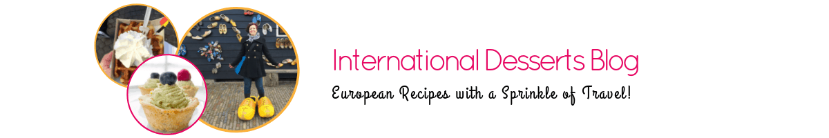 International Desserts Blog – Recipes with a sprinkle of travel