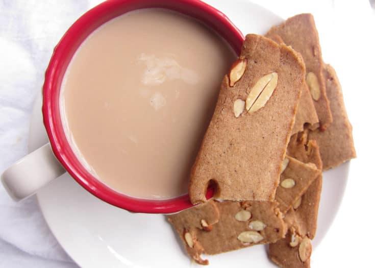 Danish Brunkager Cookies