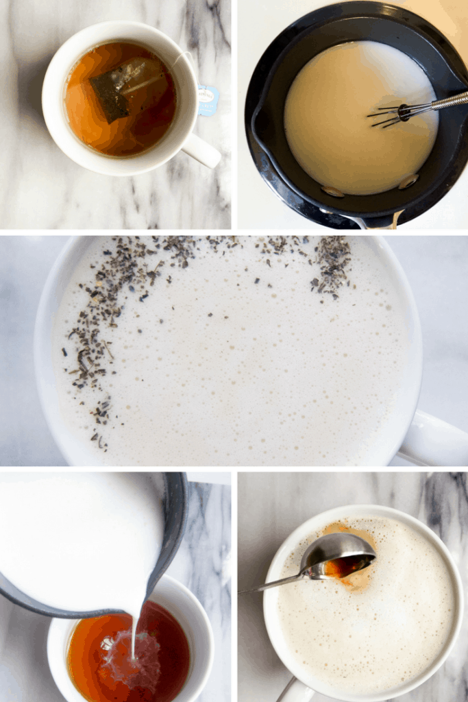 How to make a London Fog