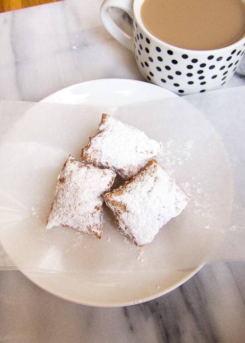 Make the perfect Cafe du Monde beignets! | International Desserts Blog