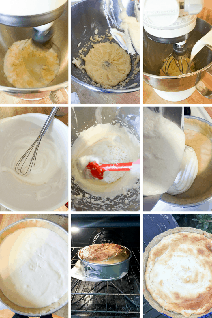 How to make the best authentic German cheesecake