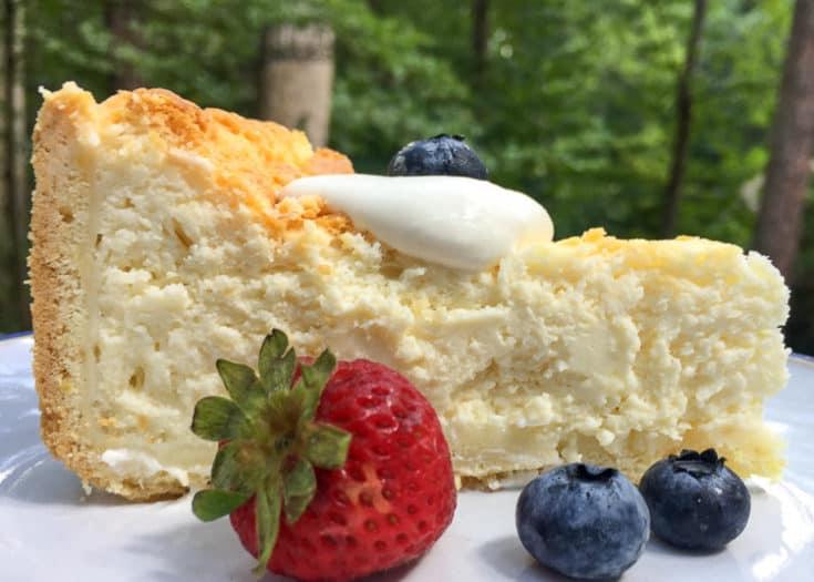 Best Authentic German Cheesecake (Käsekuchen)