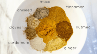 Homemade Speculaas Spice Mix