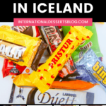 Chocolate sweets in Iceland
