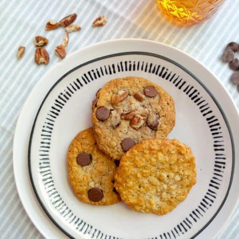 Golden Syrup Cookies (3 Ways)