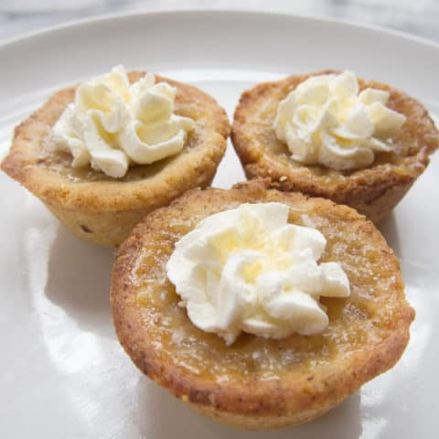 Mini Treacle Tart Recipe