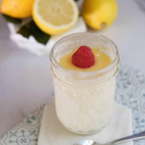 Lemon Cream Ice Cream
