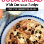 Easy Irish Soda Bread pudding recipe