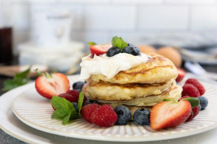 Easy Quark Pancakes